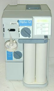 Millipore Alpha-Q Ultra-Pure Water Purifier