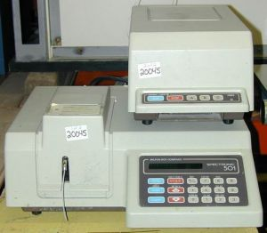 Milton Roy Spectronic 501 Visible Spectrophotometer