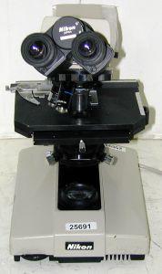 Nikon Labophot Binocular Microscope