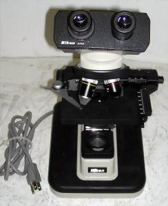 Nikon YS2-T Binocular Microscope
