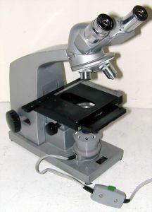 Reichert  Binocular Microscope