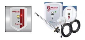 Rooster TC62300 Air Flow Alarm Hood Accessory