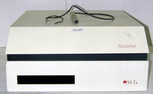 SLT-Lab Instruments Fluostar SLT Microplate Reader for Fluorometer