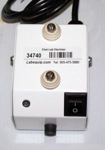 Shel-Lab BACLOOP-1 Sterilizer for Transfer Loops