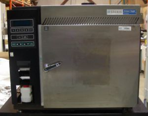 Steris Eagle 3017 (ETO) Bench-model Autoclave Sterilizer