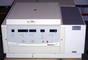 Thermo IEC Centra GP8-R Bench-model, Refrigerated Centrifuge