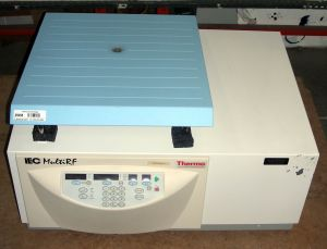 Thermo IEC Multi RF (Thermo IEC 8466) Bench-model, Refrigerated Centrifuge