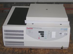 Thermo IEC CL40R Bench-model, Refrigerated Centrifuge