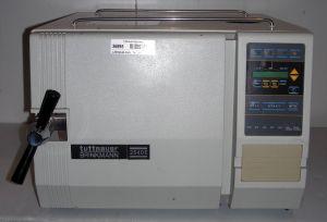 Tuttnauer 2540E Bench-model Autoclave Sterilizer