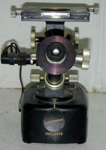 Unitron MeC-5976 Metallurgical, Inverted Microscope