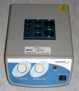 VWR 12621-104 Block Heater