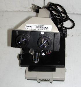 Wesco VU2300 Binocular Microscope