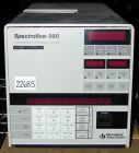 Applied BioSystems 980 Spectroflow 9002-9801 HPLC Fluorescence Detector
