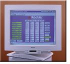Koehler K70503-XP / 70593-XP Oxidata Oxidation Stability Software