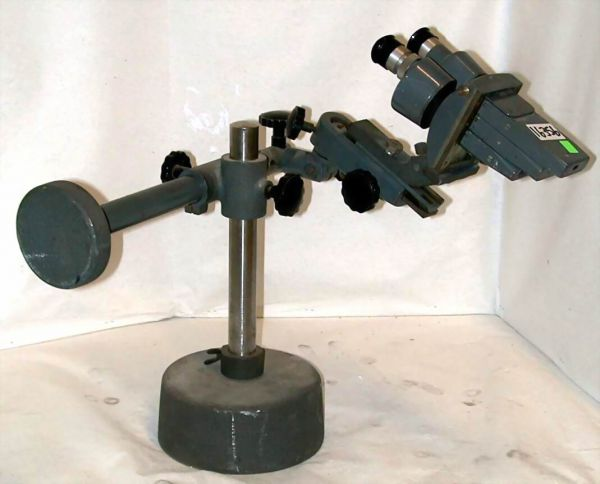 Bausch and Lomb  Stereo, Zoom Microscope on Boom Stand