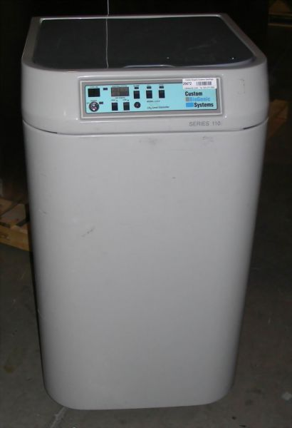Custom Biogenic Systems Series 110 Liquid Nitrogen Freezer