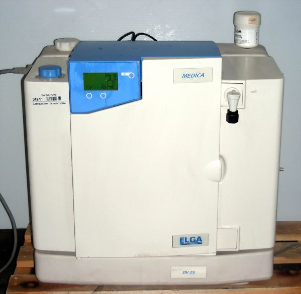 Elga Medica 15BP  DV25 Reverse Osmosis Water Purifier