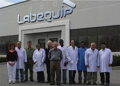 Labequip is a company you can trust.